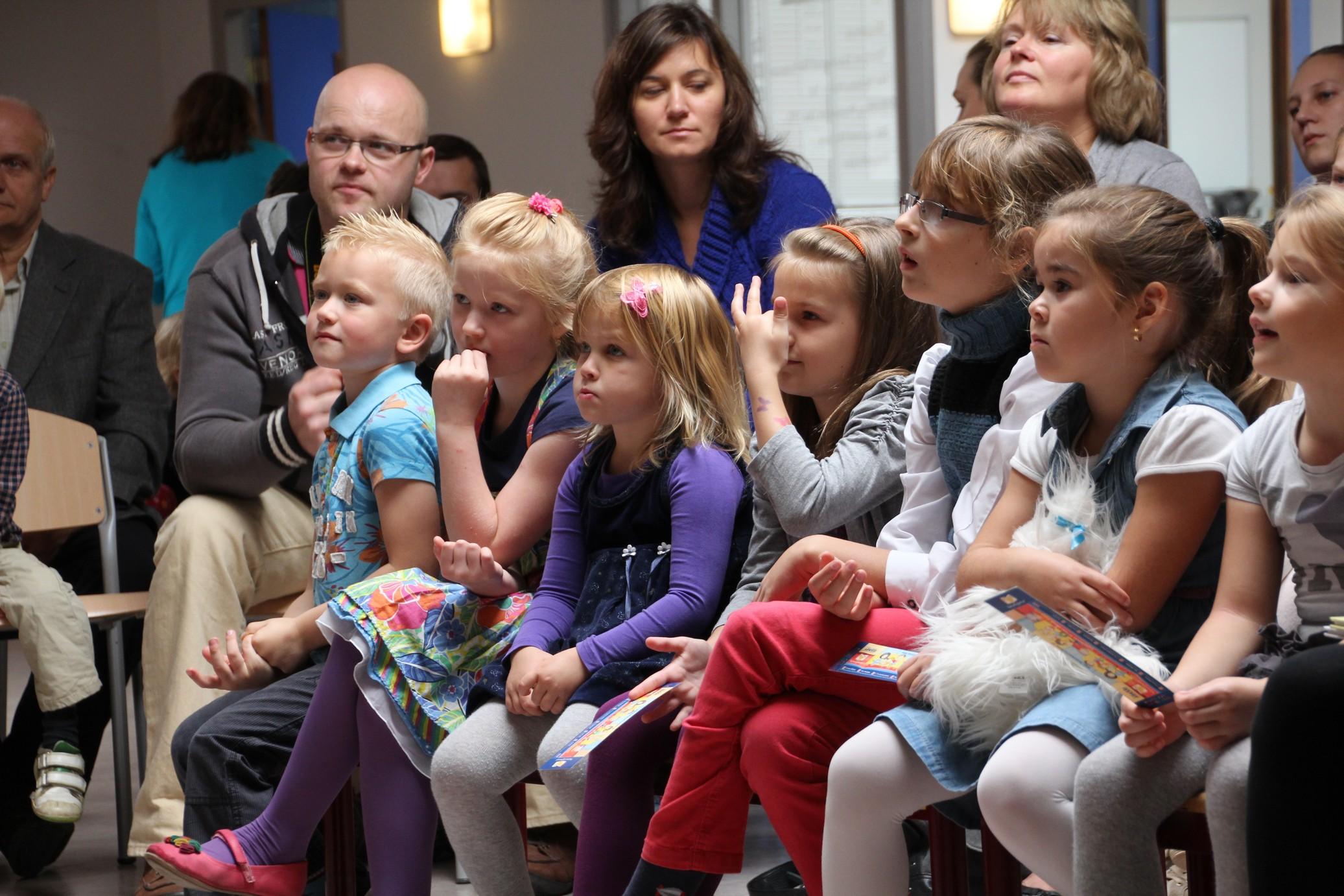 Spotkanie autorskie w Ostoii