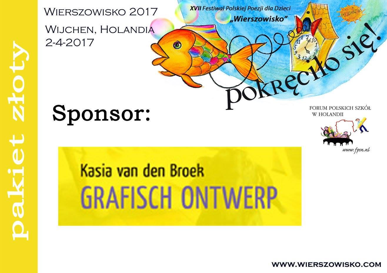 Kasia Van de Broek