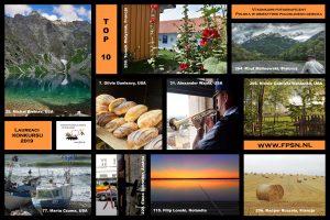Kartka konkursu fotograficznego 2019