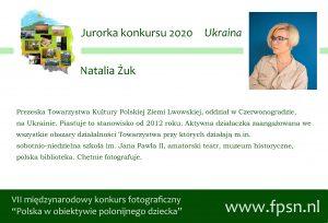 Jury konkursu foto 2020