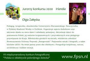 Jury konkursu fotograficznego 2020